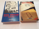 Jurnal 1935-1944/Jurnal indirect 2 vol - Mihail Sebastian   RF1/1