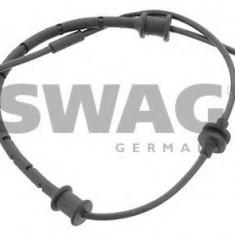 Senzor de avertizare, uzura placute de frana OPEL VECTRA B hatchback 1.6 i - SWAG 40 90 2918 - Senzor placute