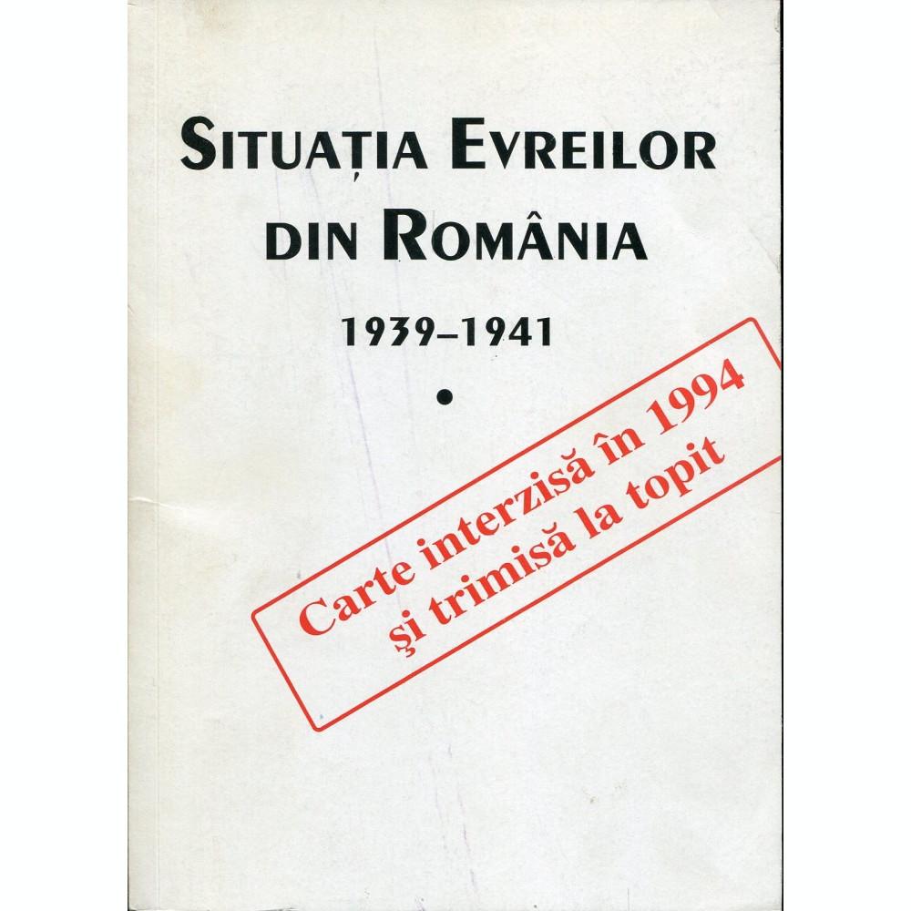 Imagini pentru Situația evreilor din România 1939-1941,