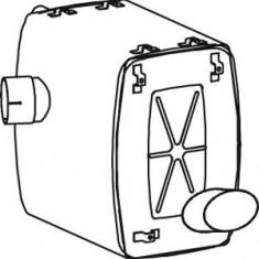 Amortizor zgomot mijloc/spate MERCEDES-BENZ ACTROS 1831, 1831 L - DINEX 50454 - Toba finala auto