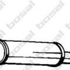 Toba esapamet intermediara ROVER 600 620 i - BOSAL 283-517 - Toba finala auto