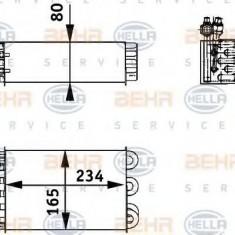 Evaporator, aer conditionat PORSCHE 911 Cabriolet 3.1 SC Carrera - HELLA 8FV 351 211-211