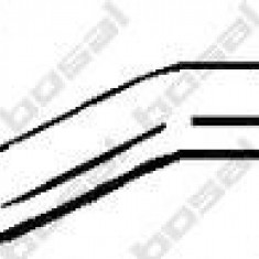 Toba esapamet intermediara FIAT 127 1.0 - BOSAL 148-101 - Toba finala auto