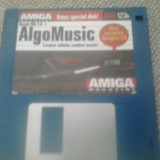 Algo Music + Imagine 3.0 - AMIGA Commodore, Simulatoare, 3+, Single player