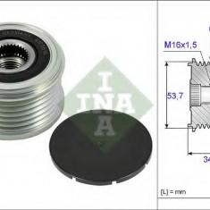 Sistem roata libera, generator OPEL MERIVA B 1.4 - INA 535 0224 10 - Fulie