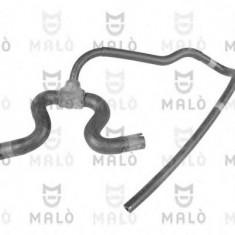 Conducta, schimbator caldura-incalzire FIAT STRADA pick-up 1.2 - MALÒ 157613A - Capota
