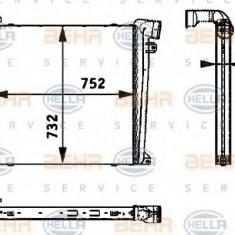 Intercooler, compresor - HELLA 8ML 376 724-441 - Intercooler turbo