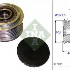 Sistem roata libera, generator AUDI A5 S5 quattro - INA 535 0207 10 - Fulie