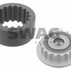 Sistem roata libera, generator VW TOUAREG 5.0 V10 TDI - SWAG 32 93 0816 - Fulie