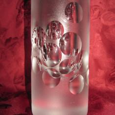VAZA CRISTAL GEN LALIQUE 21 CM - Vaza sticla