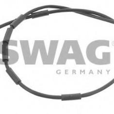 Senzor de avertizare, uzura placute de frana OPEL VECTRA A 1.8 S - SWAG 40 90 5109 - Senzor placute