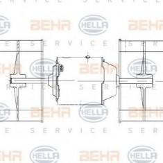 Ventilator, habitaclu BMW 7 limuzina 728 - HELLA 8EW 009 158-651 - Motor Ventilator Incalzire