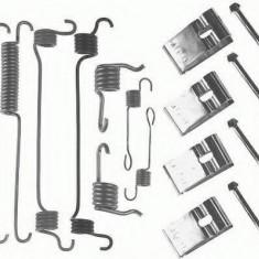 Set accesorii, sabot de frana FORD ESCORT Mk V 1.3 - FERODO FBA55