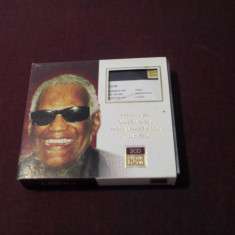 CD CD RAY CHARLES 2 CD - Muzica Jazz, VINIL