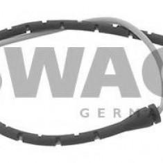 Senzor de avertizare, uzura placute de frana BMW 7 limuzina 750 i, iL - SWAG 20 92 1660 - Senzor placute