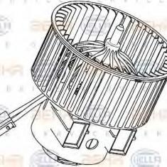 Ventilator, habitaclu LAND ROVER RANGE ROVER EVOQUE 2.2 eD4 - HELLA 8EW 351 040-281 - Debitmetru auto