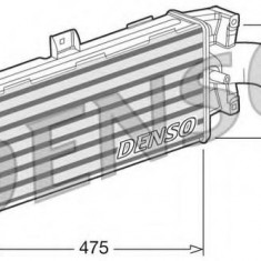 Intercooler, compresor - DENSO DIT12003 - Intercooler turbo