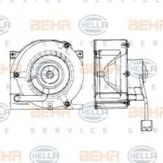 Ventilator, habitaclu - HELLA 8EW 009 157-711 - Motor Ventilator Incalzire