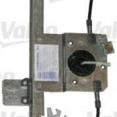 Mecanism actionare geam RENAULT SCÉNIC II 1.9 dCi - VALEO 850663 - Macara geam