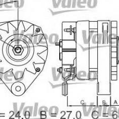 Generator / Alternator - VALEO 439099 - Alternator auto