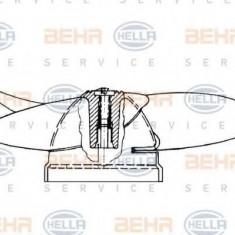 Paleta ventilator, ventilator habitaclu - HELLA 8EW 009 160-171 - Motor Ventilator Incalzire