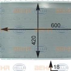 Condensator, climatizare KIA CARENS Mk II 1.6 - HELLA 8FC 351 303-031 - Radiator aer conditionat
