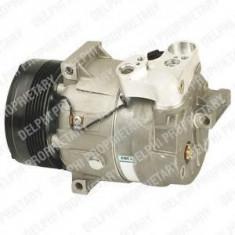 Compresor, climatizare MERCEDES-BENZ C-CLASS limuzina C 180 - DELPHI TSP0155186K - Compresoare aer conditionat auto