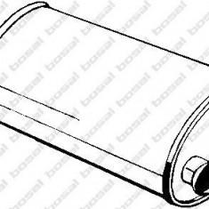Toba esapamet intermediara CITROËN BX 16 - BOSAL 135-531 - Toba finala auto