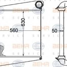 Intercooler, compresor VOLVO FL 6 FL 608 - HELLA 8ML 376 758-191 - Intercooler turbo