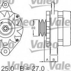 Generator / Alternator - VALEO 439098 - Alternator auto