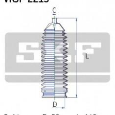 Ansamblu burduf, directie NISSAN X-TRAIL 2.0 dCi FWD - SKF VKJP 2213