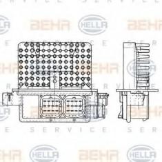 Reglaj, suflanta de interior RENAULT CLIO  1.9 D - HELLA 5HL 351 321-261 - Motor Ventilator Incalzire