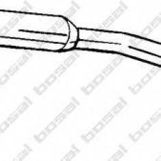 Toba esapamet intermediara VW DERBY 1.1 - BOSAL 278-285 - Toba finala auto