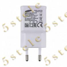 Adaptor (Incarcator) Retea Samsung EP-TA20EWE 2000mAh Alb Bulk