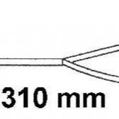 Senzor de avertizare, uzura placute de frana IVECO EuroCargo 120 E 15 - FERODO FAI160 - Senzor placute