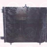 Condensator, climatizare CITROËN DS3 1.6 Racing - KLOKKERHOLM 0511305205