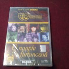 FILM DVD O NOAPTE FURTUNOASA - Teatru, Romana