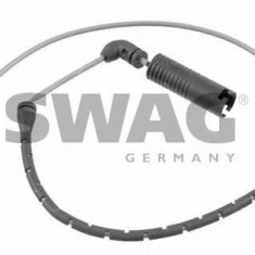 Senzor de avertizare, uzura placute de frana BMW 3 limuzina 330 d - SWAG 20 91 7952 - Senzor placute