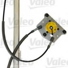 Mecanism actionare geam RENAULT LAGUNA III 2.0 16V - VALEO 851031 - Macara geam