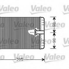 Schimbator caldura, incalzire habitaclu MERCEDES-BENZ S-CLASS limuzina S 280 - VALEO 812366 - Sistem Incalzire Auto