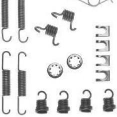 Set accesorii, sabot de frana FORD CORTINA Estate combi 1.3 - FERODO FBA88