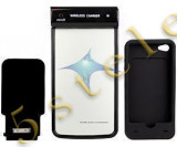 Incarcator wireless pentru iPhone 4 Original Blister