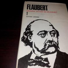 FLAUBERT OPERE VOL I/DOAMNA BOVARY/TD - Roman, Anul publicarii: 1979