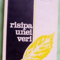 STELA VINITCHI-RISIPA UNEI VERI/VERSURI1978/dedicatie-autograf pt MIRCEA CIOBANU - Carte poezie