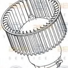 Ventilator, habitaclu MERCEDES-BENZ C-CLASS limuzina C 200 CDI - HELLA 8EW 351 040-291 - Motor Ventilator Incalzire