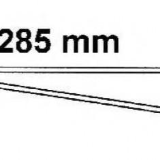 Senzor de avertizare, uzura placute de frana IVECO EuroStar LD 190 E 38 P - FERODO FAI125 - Senzor placute