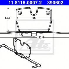 Arc, etrier frana BMW 5 525 d xDrive - ATE 11.8116-0007.2 - Arc - Piston - Garnitura Etrier