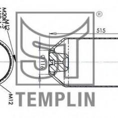 Burduf, suspensie pneumatica - TEMPLIN 04.060.6106.730