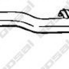 Toba esapamet intermediara PEUGEOT 106  1.4 - BOSAL 281-007 - Toba finala auto