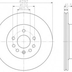 Disc frana - TEXTAR 92118400 - Discuri frana